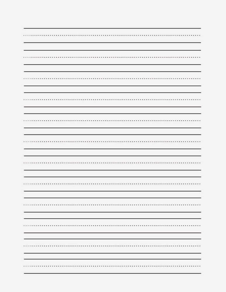 A Writer's Notebook: a blank page