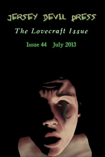 Lovecraft cover