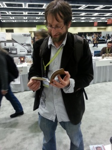 Writer Tim Horvath