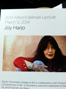 My program from Harjo's lecture.