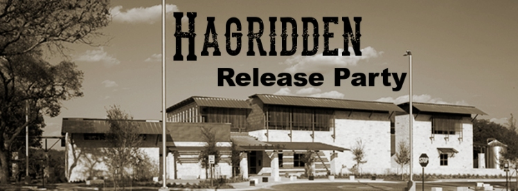 hagridden release party
