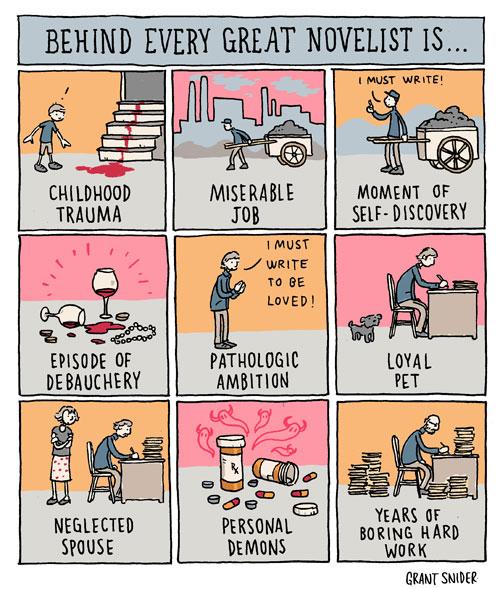 novelist-blog