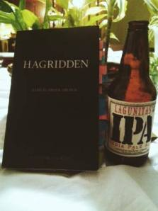 An unnamed Columbus reader likes to drink beer with Hagridden. And look: COLOR TABS!