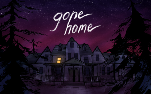 """Gone Home"" by The Fullbright Company - http://www.thefullbrightcompany.com - Steve Gaynor, The Fullbright Company. Licensed under CC BY-SA 3.0 via Wikimedia Commons - http://commons.wikimedia.org/wiki/File:Gone_Home.png#mediaviewer/File:Gone_Home.png"