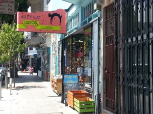 Alley Cat Books, San Francisco