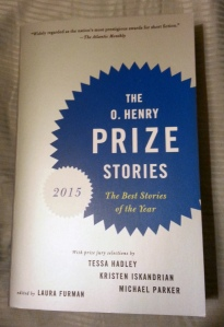 THE O. HENRY PRIZE STORIES, 2105