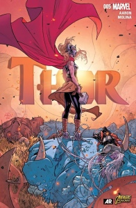 Thor issue 5 from Marvel Comics