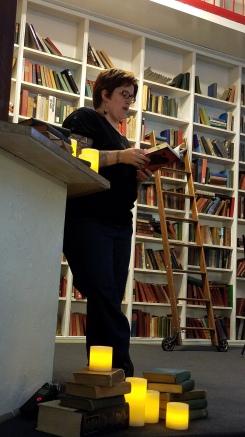 Lish McBride, author of Necromancer