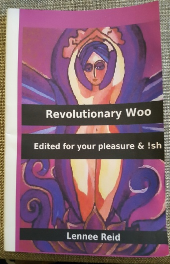 Lennée Reid's chapbook Revolutionary Woo